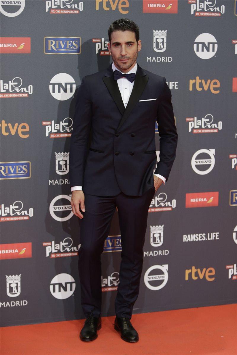 Premios Feroz Miguel Angel Silvestre
