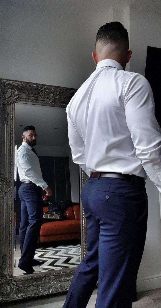 preparar tu entrevista de trabajo delante de un espejo