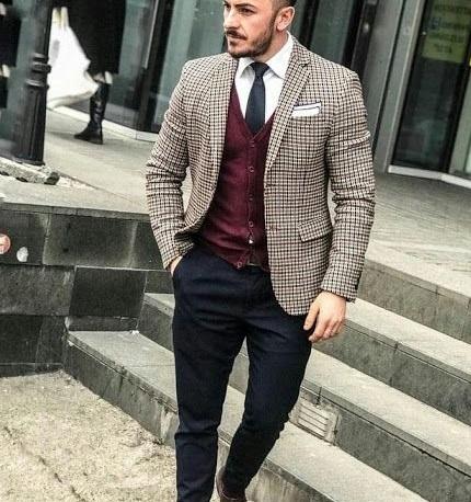 como vestirse un ejecutivo